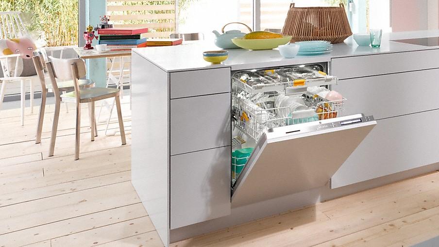 Miele lavastoviglie da incasso efficienti per la cucina - Porta per lavastoviglie da incasso ...